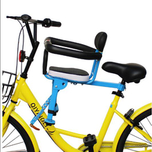 цена Road bike safety seat 6 months - 3 years old front child bicycle chair онлайн в 2017 году