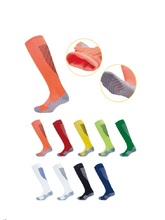 DYROREFL Soccer Socks Professional Football Thick Knee High Training Long Stocking Skiing Warm Sports