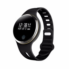 E07 Ip67 Smart Watch GPS Bluetooth Bracelet Sport Monitor Health Pedometer Smart Wristband For iphone Android Phone
