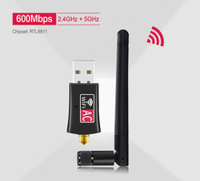 WiFi with Antenna PC Computer Network Card