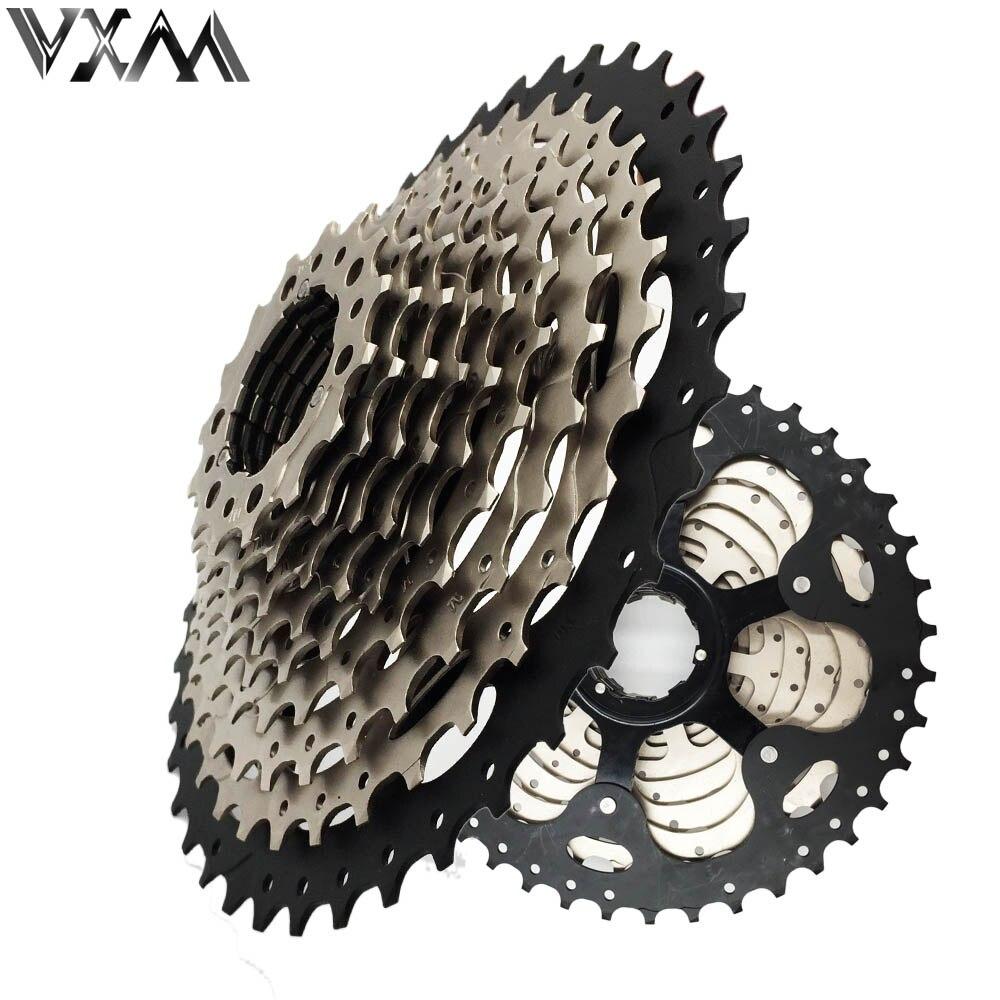 VXM vélo volant 11 S 11-40 t Cassette vtt vélo Cassettes roue libre volant pour SRAM Shimano XT R XT SLX M7000 M8000 M9000