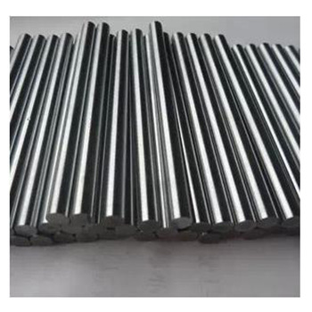 optical axis rail linear carbon steel finished bearing shaft carbide hardfacing Plating round rod 1M length dia 6mm 8mm 10mm