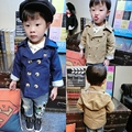 Trench coat in the spring of 2016 the infant children tops the 2-3-4-5-6 years old autumn baby boy's coat dust coat