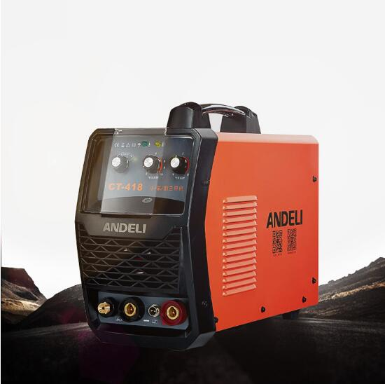 3 w 1 CT-418 spawarka cyfrowy wyświetlacz TIG/MMA/CUT AC 220V palnik plazmowy spawacz i akcesoria ampamp 50/60Hz