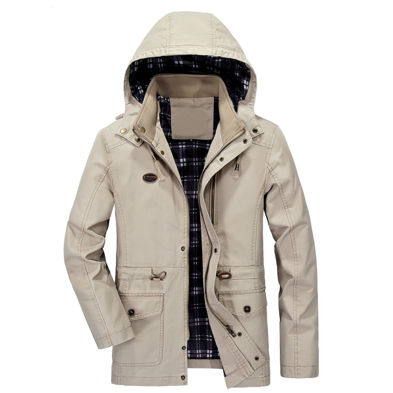 Detachable Windproof Hood Tactical 7