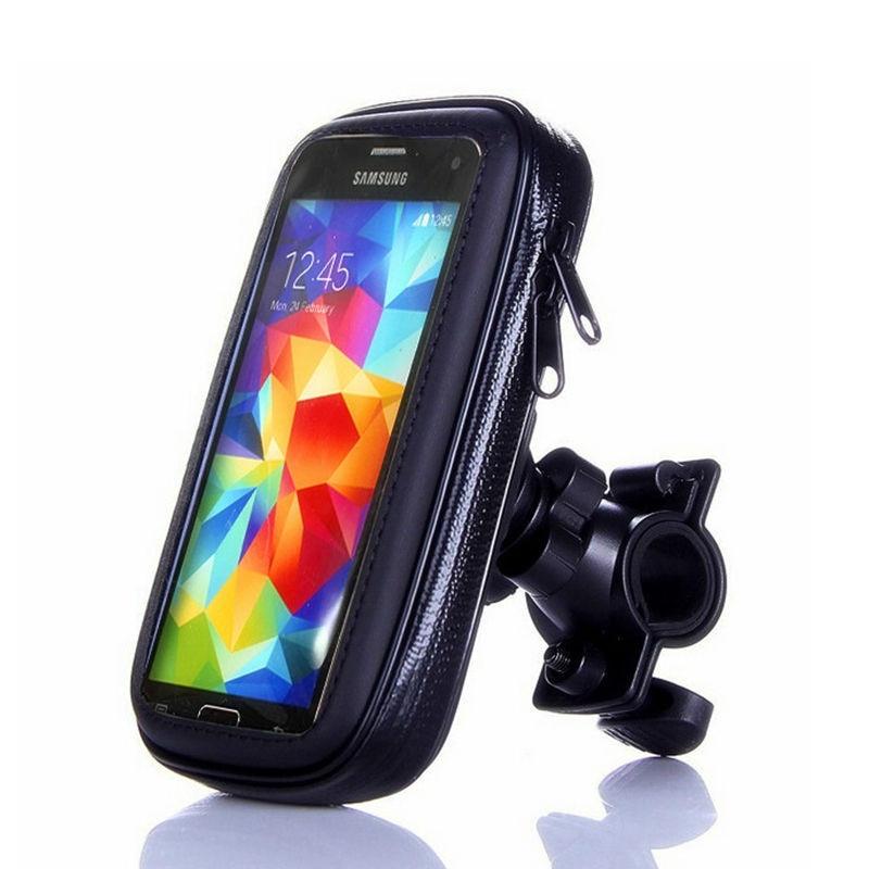 Bicicleta Teléfono Impermeable Soporte de la Bolsa para Samsung galaxy s7 borde