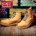 Pathfinder 2016 New Mens Winter Boots Brand Black Rubber Boots Snow Shoes Waterproof Anti-skid Botas Outdoor Trekking Booties
