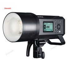 Godox AD600Pro 600W Outdoor Flash Li-on Battery TTL HSS Built-in 2.4G Wireless X System with Xpro-C/N/S/F/O CD50 T03(China)