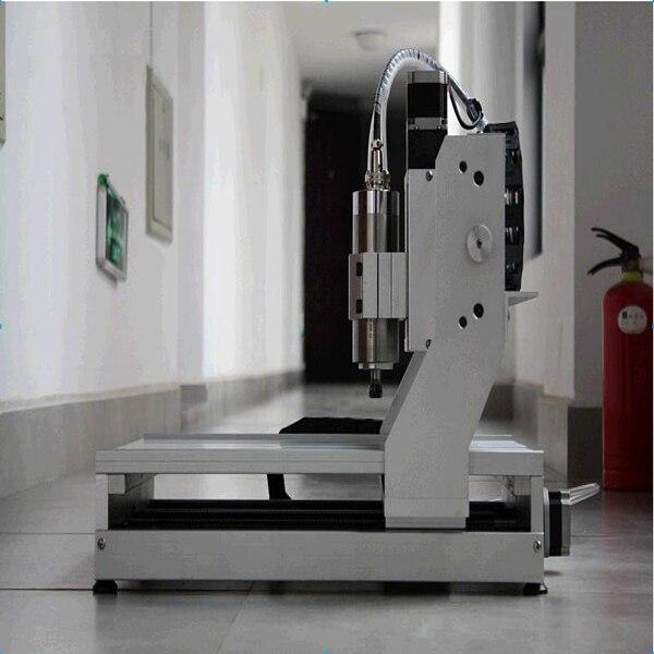 Mini máquina de torno cnc AMAN 3040 800W venta - Maquinaría para carpintería - foto 3