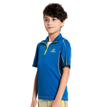 2016 Tectop Outdoor Kids short Sleeve Quick Drying t-shirt paragraph Collar zipper Polo Shirt children UV protection breathable