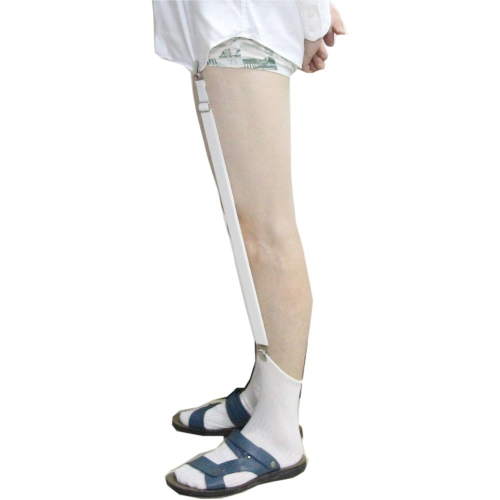 Mens Shirt Stays Garters Suspenders Braces For Shirts Gentleman Leg Elastic Shirt Suspenders Garter Holder Business