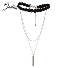 JOOLIM Jewelry Wholesale/2017 Necklace Fashion