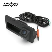 Kofferbak Handvat Camera Achteruitrijcamera Hd Camera Voor Audi A4 A5 S5 Q3 Q5 Voor Vw Passat Tiguan Golf passat Touran Jetta Sharan Touareg