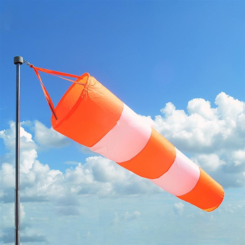 All Weather Nylon Wind Sock Weather Vane Windsock Outdoor Toy Kite,Wind Monitoring Needs Wind Indicator