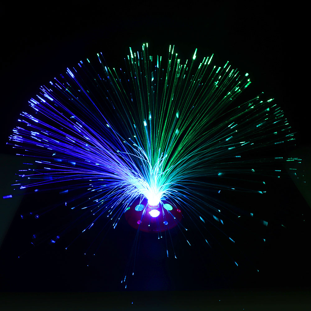 Multi-color Light-Up Toys LED Fiber Optic Light Up Toys Holiday Wedding Home Decoration For Kids Toy Gifts