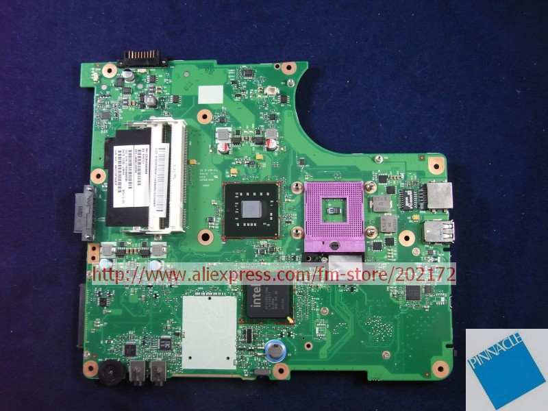 все цены на V000148350 MOTHERBOARD FOR TOSHIBA Satellite L350  6050A2264901 TESTED GOOD онлайн