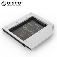 ORICO L127SS CD ROM Space SATA To SATA 2 Hard Disk Drive 2 5 Internal