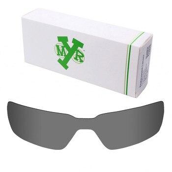 c5b8754e2c1ed Mryok polarizadas lentes Oakley libertad condicional X-gafas de sol de Metal  negro IR