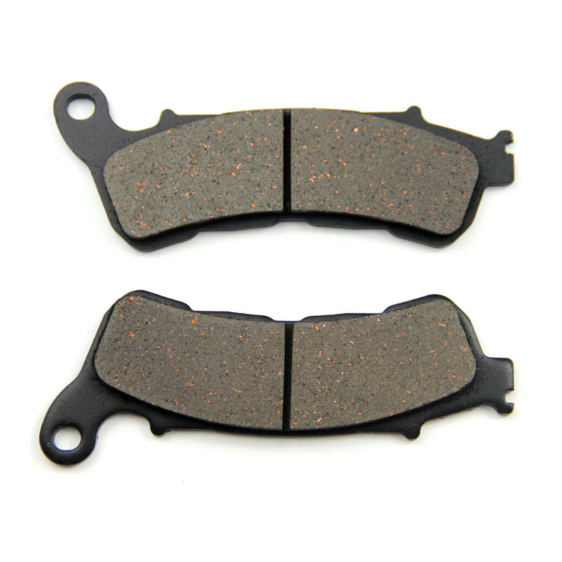 SOMMET Motorcycle Front Brake Pads Disks 1 pair for Honda CB <font><b>600</b></font> FA <font><b>Hornet</b></font> (FA7/FA8/FA9/FAA/FAB) (ABS) (07-13) CB600 LT388 image