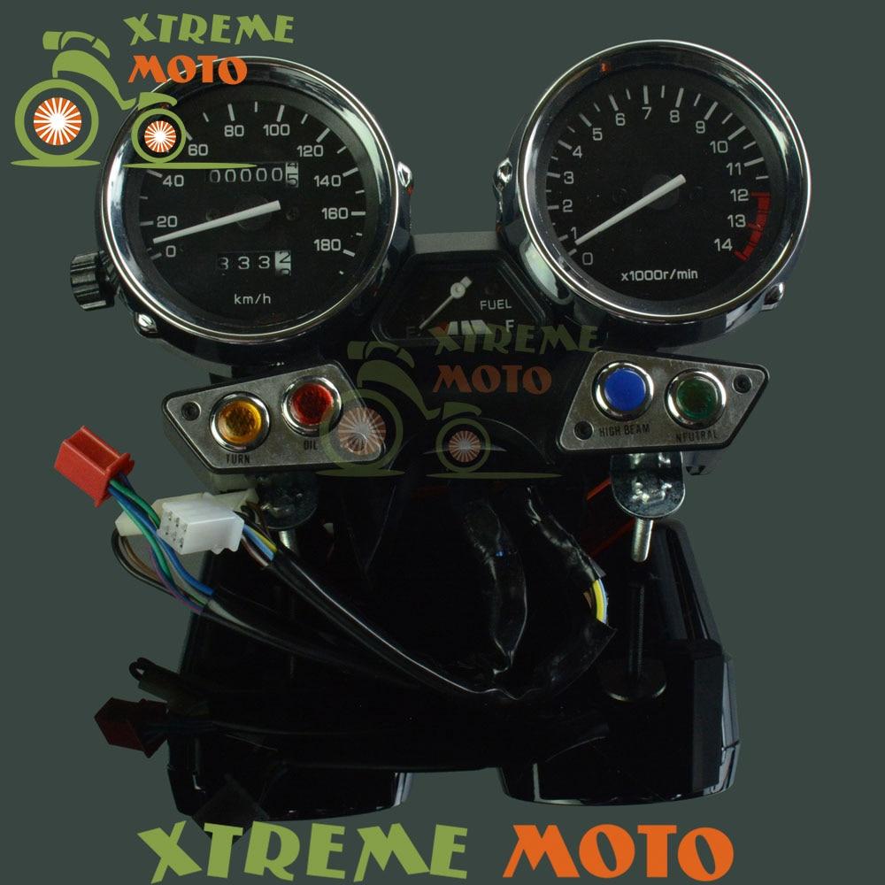 Motorcycle Tachometer Odometer Instruments Speedometer Gauge Cluster Meter For XJR XJR 1993 1994