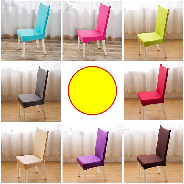 Printing Spandex Stretch Dining Chair Cover Seat Cover Restaurant For  Weddings Banquet Folding Hotel Chair Covering