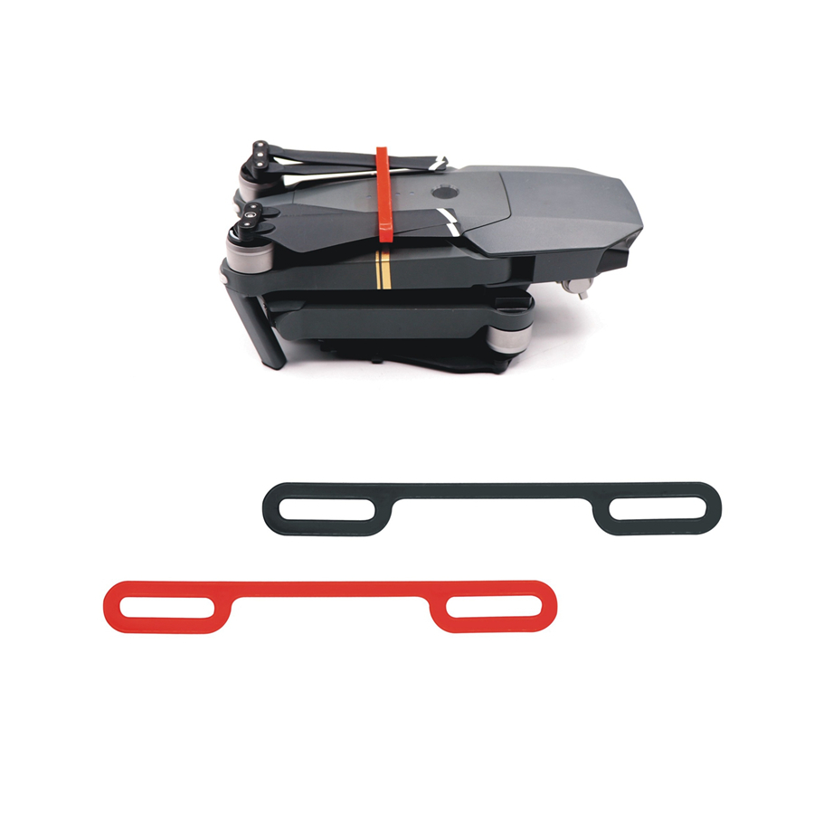 2 шт. 3D печатных лезвие держатель кронштейн Пропеллеры фиксатор транспортирует защиты держатель Опора застежка для dji Мавик Pro