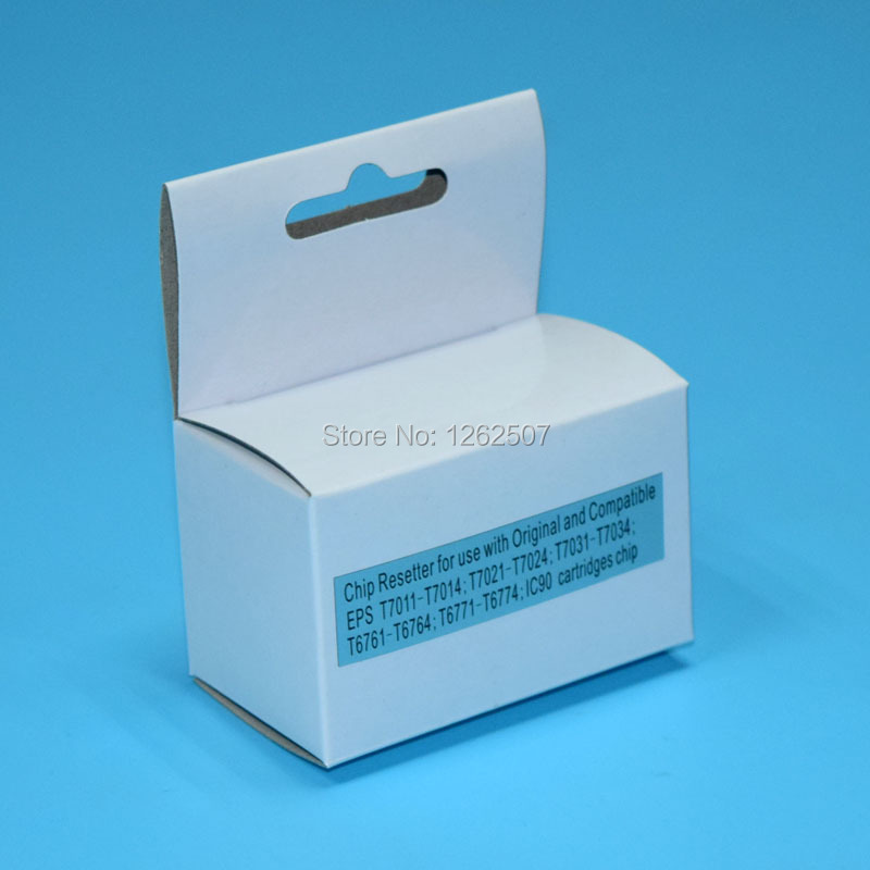 ФОТО T7011 T7021 Chip resetter For Epson Workforce Pro WP 4000 WP 4015DN 4025DW 4515DN 4525DNF 4535DWF
