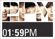 2PM FIRST ALBUM 1:59 PM RELEASE DATE 2009-11-12 ORIGINAL KOREA KPOP ALBUM цена