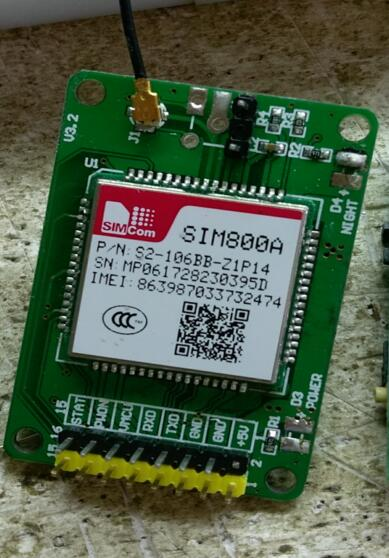 SIM800A SIM800 GPRS module development board industrial grade GSM MMS message with DTMF itead gsm gprs sim900 free shipping development and learning module and integration board icomsat need 9v 2a supply