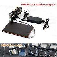 Мини PCI-E независимая видеокарта док-станция EXP GDC Fit Beast ноутбук внешняя независимая видеокарта док-станция экспресс-карта