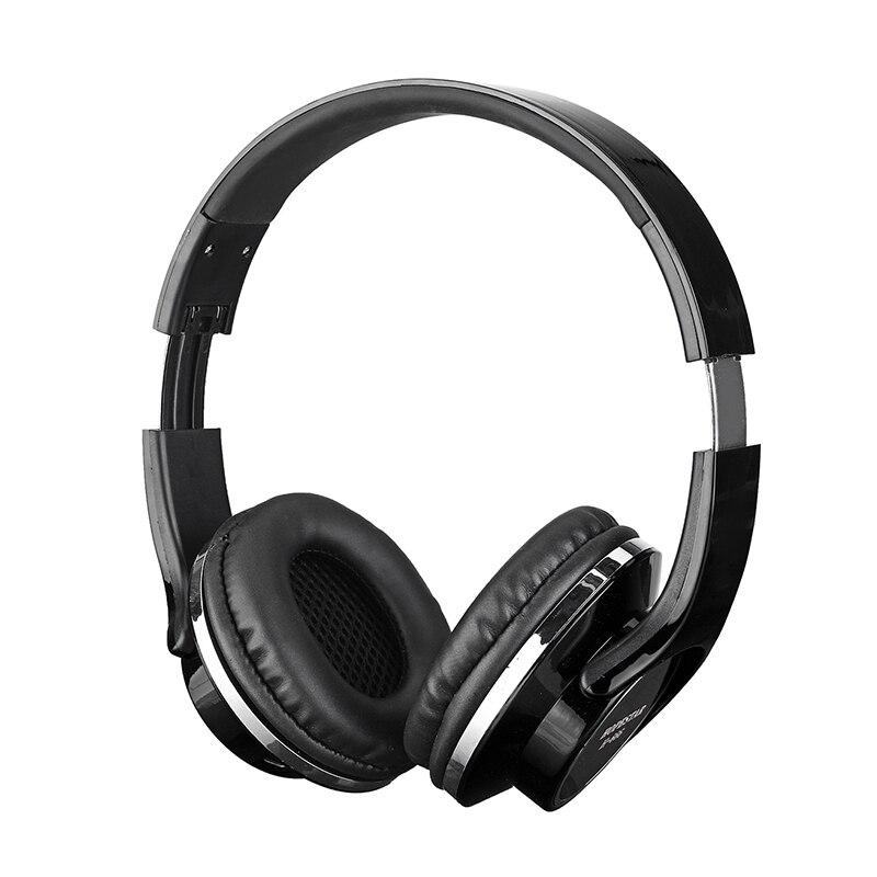 HOPESTAR H666 2 in 1 bluetooth Speaker + Headphone Dual Use Speaker with Microphone Foldable FM Radio Music MP3 MP4 Player