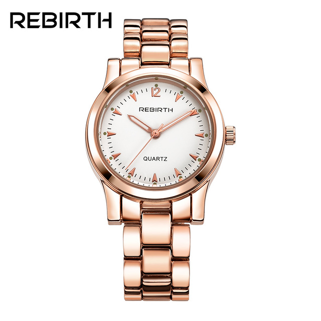 Golden Bracelet Watches Reloj Deportivo Rose Gold Watches For Lady Wrist Watch F