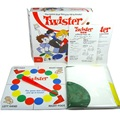 New Classic Twister Game That Ties You Up In Knots Board Games Party Family Children Friend Board Game