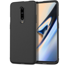 For Oneplus7 Pro Case Frosted Shield Back Cover Leshen II Carbon Fiber Silicone Soft Matte Cover For Oneplus 7 Pro 7Pro Case