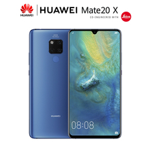 HUAWEI Mate 20X4G 5G Mate 20X 7.2 นิ้วหน้าจอโทรศัพท์มือถือ 5000mAh แบตเตอรี่ NFC 40MP leica Triple กล้องสมาร์ทโฟน Android 9.0