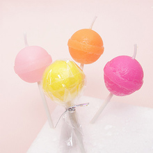Children Candle Windmill Small Candy Candles Gift Halloween Flameless Decoration Hediyelik Happy Birthday 50KO402
