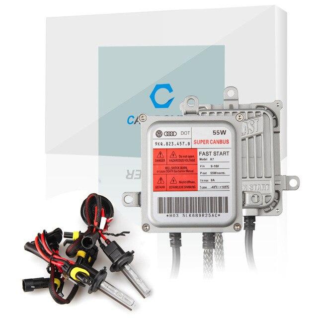 Xenon HID Kit Error Canceller Super Canbus H1 H3 H7 H8 H9 H10 H11 HB3 HB4 9005 9006 Fast Bright 4300k 5000k 6000k 8000k 10000k