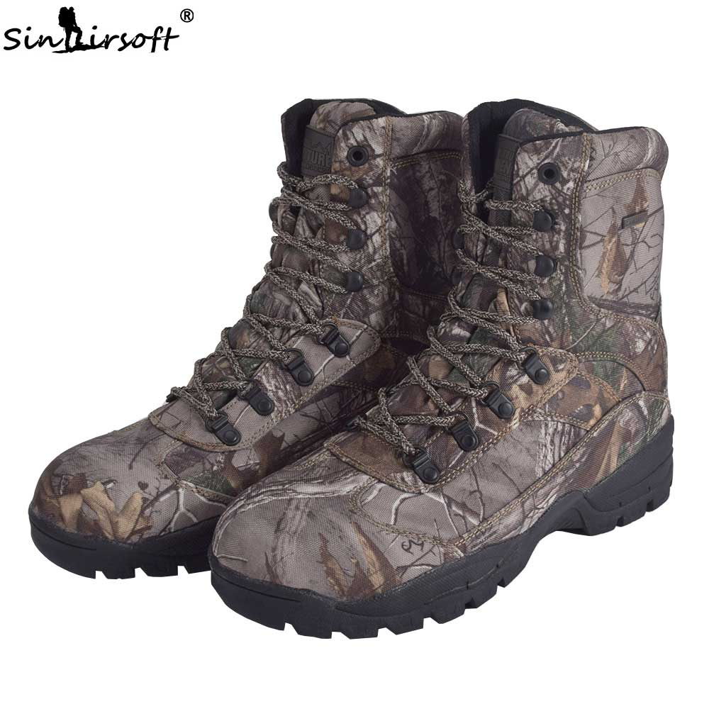 SINAIRSOFT Tactical Military Mens Boots Army Combat Winter Waterproof breathable Sports Hiking Hunting Fishing ankle ShoesSINAIRSOFT Tactical Military Mens Boots Army Combat Winter Waterproof breathable Sports Hiking Hunting Fishing ankle Shoes