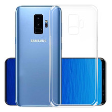Protective Case For Samsung Galaxy Note9 S9 Plus S8 Plus Note8 J2 A8 A6 Plus J8 2018 A3 A5 A7 J3 J5 J7 2016/7 Soft Clear Cover(China)
