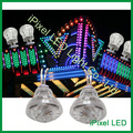 60mm ic 1904 rgb full color led pixel lâmpada