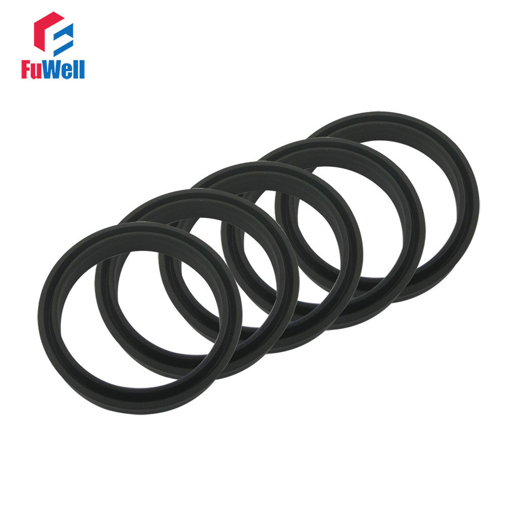 LBH Type Hydraulic Cylinder Seal 70x80x8mm Black NBR Hydraulic Pump Oil Seal for Oil Cylinder Dust-proof 115x125x8mm Oil Seal цена 2017