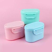 Детская большая емкость, молочный порошок, емкость для хранения пищи, детский порошок, молочный порошок, портативная герметичная коробка, молочный порошок, коробка для ребенка