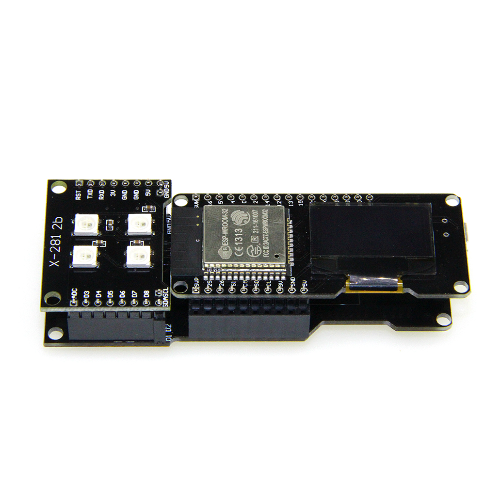 connector Expansion board for esp32 esp8266 free shipping