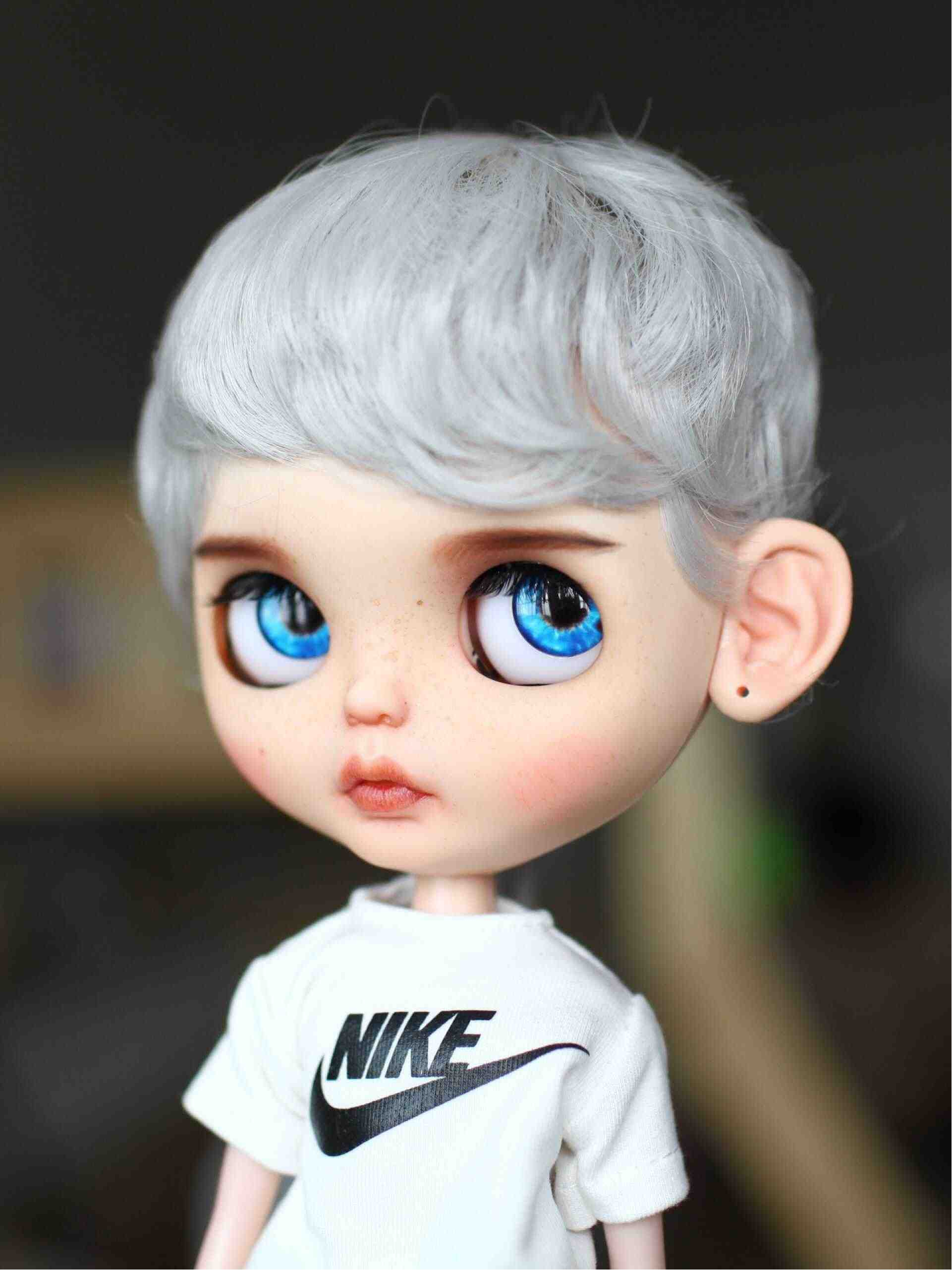 Мальчик, кукла на заказ, кукла Обнаженная Блит (не включает одежду) 2019-610