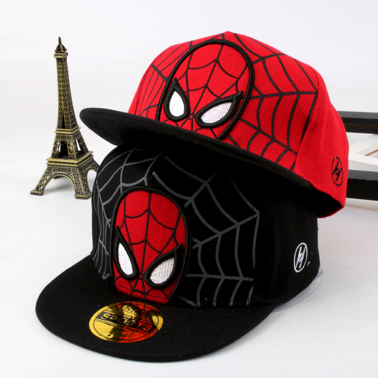 2018 New Children Super Hero Masculino Snapback   baseball     Caps   Bone boy girl NY LA   Cap   Kids hip hop hats sun hat Gorras Casquette