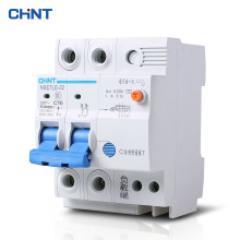 цена на CHNT 2P 16A Miniature Circuit Breaker Household Type C Air Switch Moulded Case Circuit Breaker