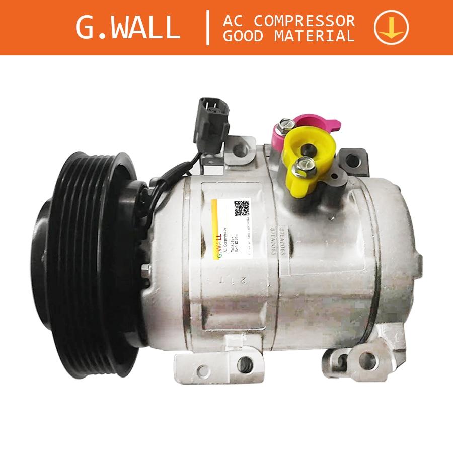 New For AC Compressor Mazda 3 MAZDA CX7 2 3L 2 5L CF500RW7AA01 CF500 RW7AA 01 EG21 61 450G EG2161450G F500 RW7AA 03 CF500RW7AA01 in Air conditioning Installation from Automobiles Motorcycles