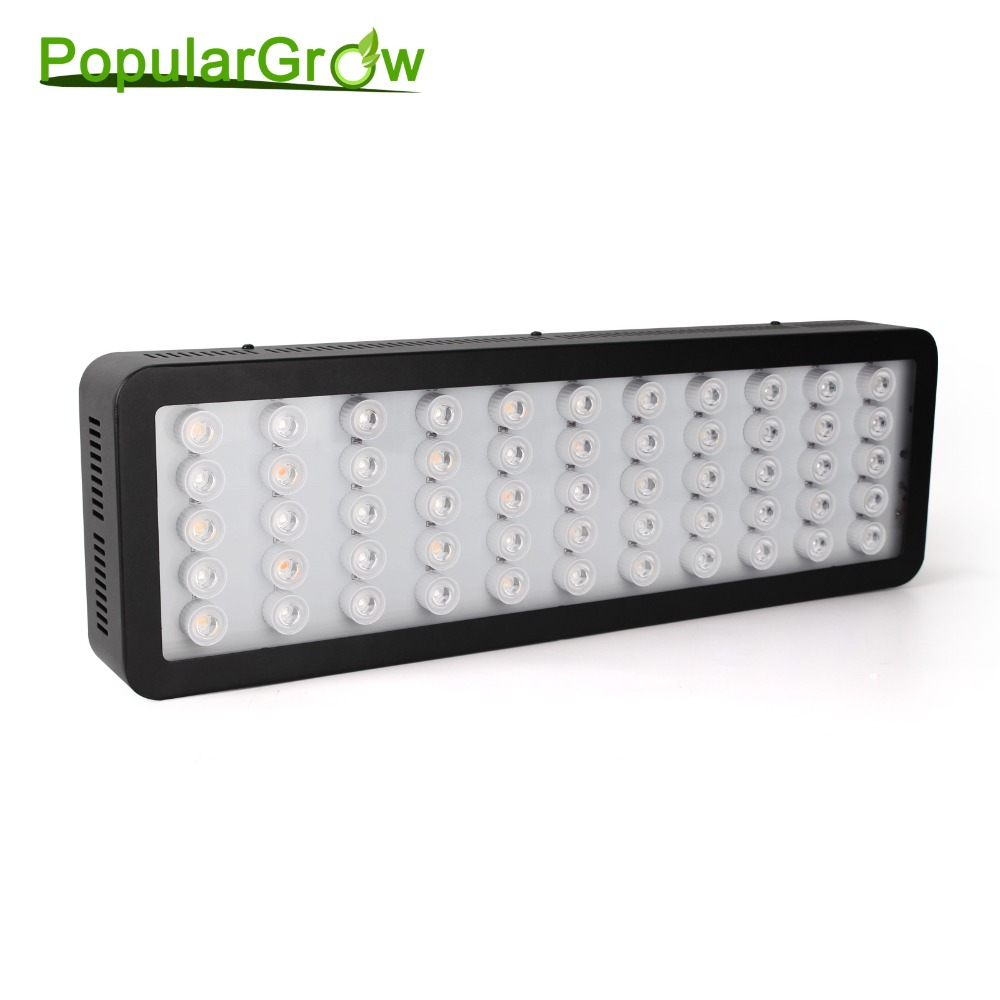 populargrow 165w aquarium light with wifi&manual for reef coral fish with dimmable and wifi function marine light best for tank programmable 54w led aquarium light with flexible clip dimmable acuario light for reef coral aquario simulate sunrise and sunset
