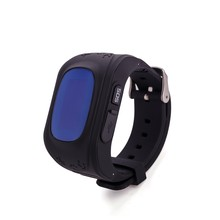 Anti Lost Q50 OLED Child GPS Tracker SOS Monitoring Positioning Phone smart Kids GPS baby Watch Compatible IOS & Android VS q90(China)