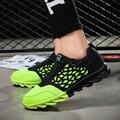 Los hombres Zapatos de Moda Casual Lace Up Zapatos de Cuero Color Mezclado Superstar Basket Entrenadores Zapatillas Hombre Deporte Ocasional Plana Negro
